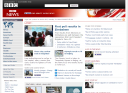 BBC News April 08 redesign